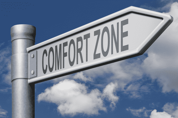 Komfortzone beim Traden