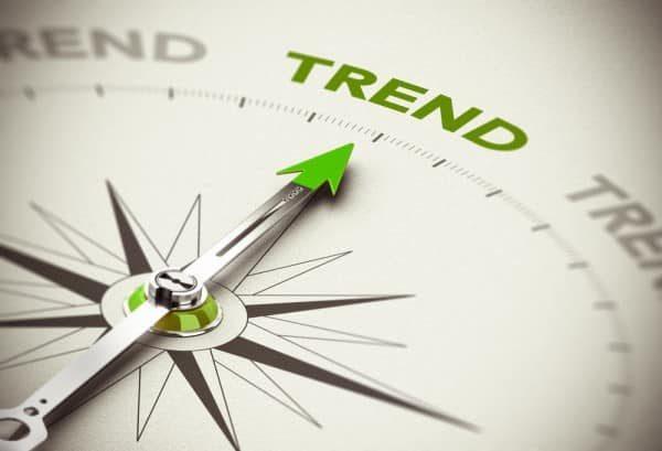 Trendanalyse, Trendfolge-Strategie
