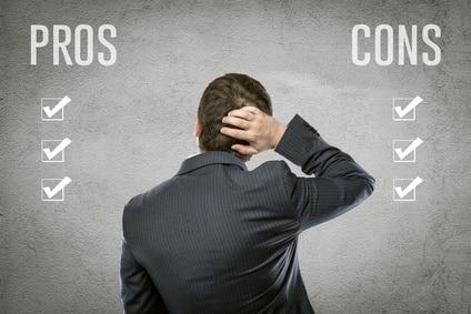 Vor- und Nachteile bei CFDs