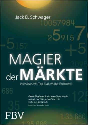 Die Magier der Märkte Reihe von Jack D. Schwager