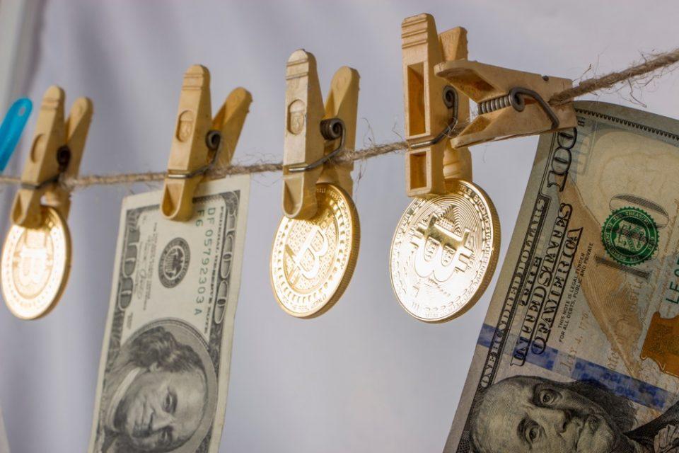 Kryptowährungen Geldwäsche