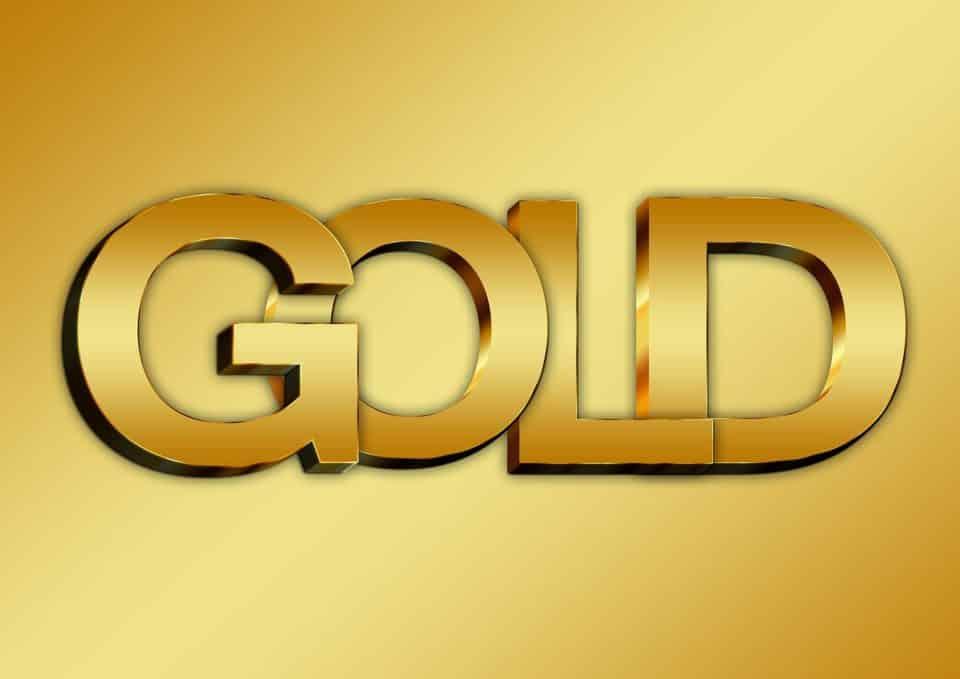 Chartanalyse Gold