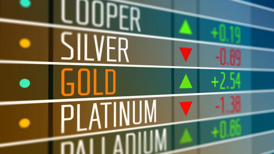 Gold: Deshalb ist der Erholungsversuch gescheitert