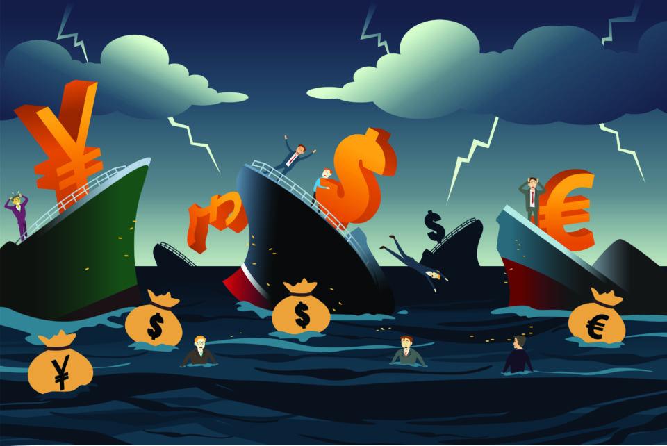 Desaster für die Weltwirtschaft