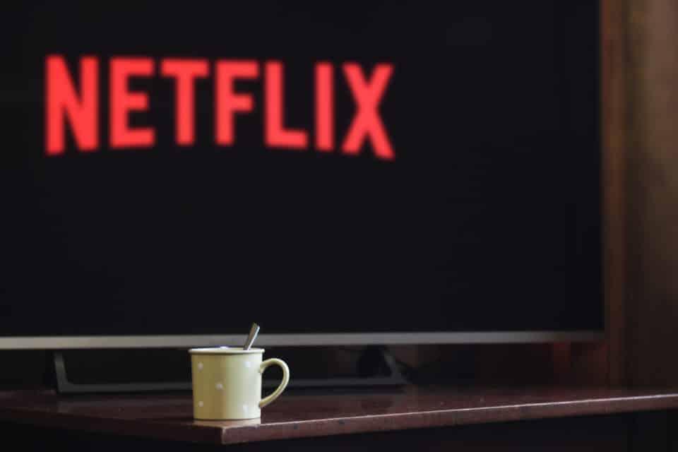 Netflix Chartanalyse