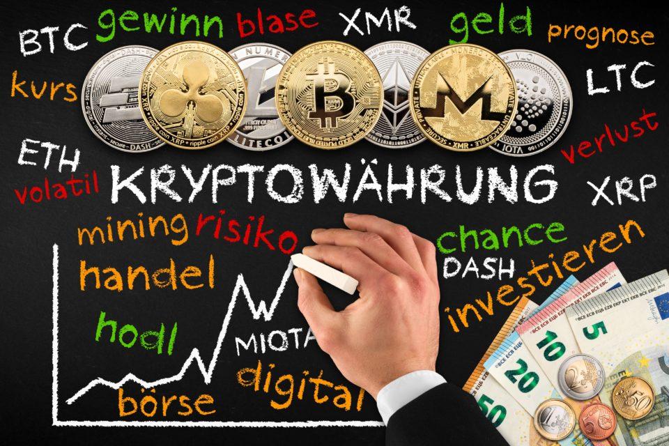 CFD-Trading mit Kryptowährungen